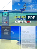 Guide Book To Explore Karimunjawa