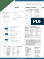 Automação Industrial HEC Formulas-cinematica