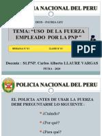 USO DE LA FUERZA PNP-CLASE 01.ppt