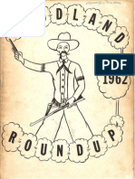 Woodland Junior High School Roundup 1962 (Fayetteville, Arkansas)