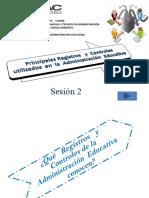 CLASE 2 Princiáles  Registros y Controles en la Admon. Educativa.pdf