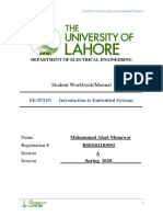 Muhammad Ahad Munawar, 092, ITES - Student Workbook - Spring 2020