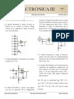 Segundo Parcial - Electrónica III - 2012 - I