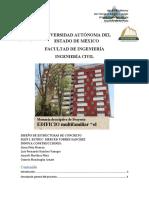 Memoria Descriptiva Edificio de  pisos