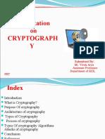 PresentationonCRYPTOGRAPHYppt
