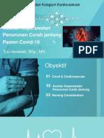 Z9_Asuhan keperawatan Penurunan Curah Jantung Pada Pasien Covid-19