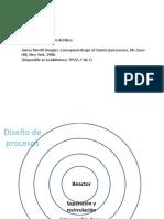 Heurísticas para el diseño de procesos (1)
