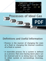 5.1 feltap  Processes of Ideal Gas