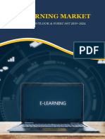 E-Learning Market - Global Outlook Forecast 2019-2024 Arizton.pdf