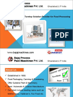 Fruits/vegetable Washing & Preparation Equipment U.P. India
