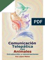 (Paz Lopez Mateo) - Conversacion telepatica con animales