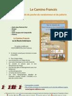 Le Camino Francés, de Saint-Jean-Pied-de-Port à Compostelle et Fisterra - guide pratique