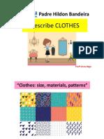 Describe clothes - 8º ano.pdf