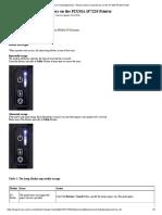 Canon Knowledge Base - Resolve Alarm Lamp Errors on the PIXMA iP7220 Printer