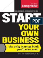 Start Your Own Business, Sixth Edition, The Only Startup Book You'll Ever Need ( PDFDrive ).pdf