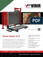 Sheet Metal Vertical Lift System Brochure