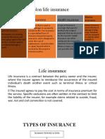 Insurance Types - Non Life