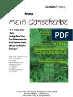 """Press Release """"Mein Wunscherbe. Teil 2"""" von Dietlinde Hachmann"""