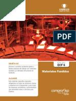 ECF 06 - MATERIALES FUNDIDOS