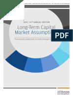 JP Morgan - 2021 Capital Market Assumptions