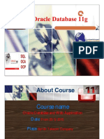 Oracle Database 11g_By Mahmoud AL-Dabbas