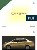 Manza features Region PPT