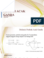 PPT STATMAT PEUBAH ACAK GANDA_NUR WASILAH HAWARI_4183111067_PSPM B 2018