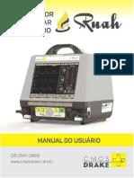 Manual do Usuario Ventilador Pulmonar Ruah