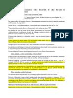 Observaciones de documentos Color