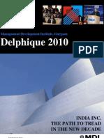 Perfect Relations at Delphique 2010 Compendium on Social Media Discussion