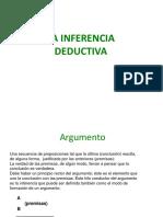 Unidad 2 - Clase 3- Inferencia Deductiva