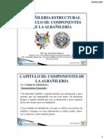 Albanileria Estructural UCSM Cap 03 2do SEM 2019