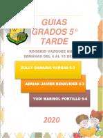 GUIAS 5° TARDE RVN