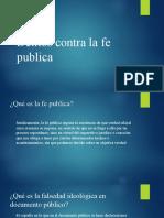 Delitos contra la fe publica.pptx