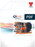Thermax Exhaust-Fired-Machine