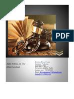 Evidence Law  book by KM Yadav.pdf