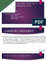 LOGÍSTICA REVERSA APLICADA À CONSTRUÇÃO CIVIL (1)