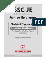 EE SSC-JE Conv_2020