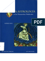 La astrologia en los manuscritos medievales - Sophie Page [Sfrd]