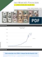 INGENIERIE DES MARCHES FINANCIERS CHAPITRE 1