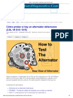 Parte 1_ Cómo probar el alternador (2.8L V6 S10 _ S15)