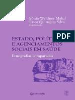 Estado, políticas e agenciamentos E-book