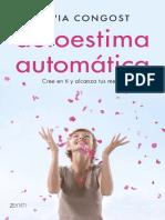 Congost Provensal, Silvia - Autoestima automática. Cree en ti y alcanza tus metas.pdf