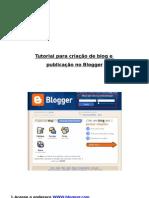 Tutorial para criação de blog