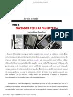 #diy Encender Celular Sin Batería.pdf