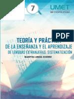 Teoria y pratica de la ensenanz - Arcia Chavez, Maritza.pdf