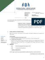 JORGE LUIS ASTOL HUAMAN │ OFRECIMIENTO DE PRUEBA │ Actas de Nacimientos │ V.S. A MENOR DE EDAD.doc