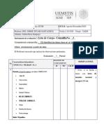 Consulta 2 (comandos de uso en proteus)