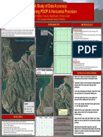 Spatial Sciences Project Poster