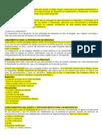 FORMACIÓN DE BRIGADAS DE PRIMEROS AUXILIOS